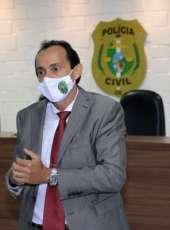 PCCE recebe visita de superintendente de Pesquisa e Estratégia de Segurança Pública